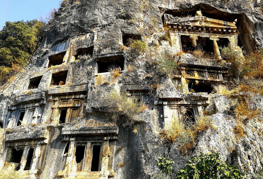 Гробница царя Аминтоса