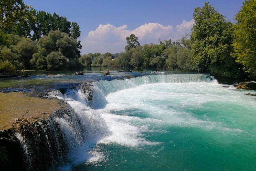 Водопад Манавгат Анталия