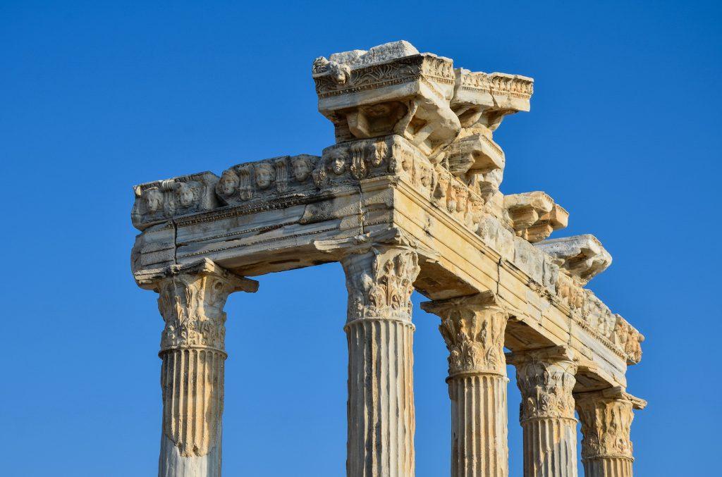 Сиде храм Аполлона