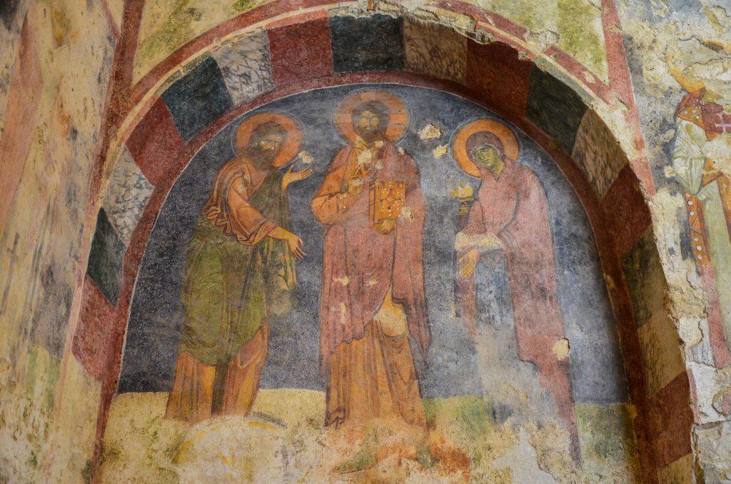 Церковь св.Николая Мира Анталья