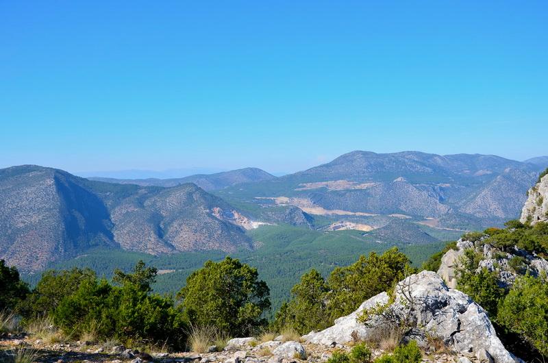 Панорама, Термессоса